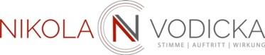 Stimme Auftritt Wirkung Logo